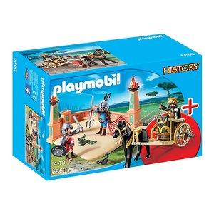 Playmobil History Gladiatoren Starterset 6868
