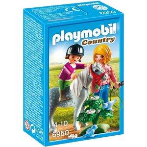 Playmobil Country Pony Rijden met Mama 6950