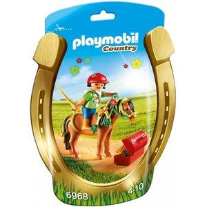 Playmobil Country Pony om te Versieren - Bloem 6968