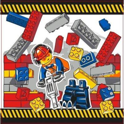 Lego Lego City Demolition Kussen 700105