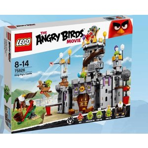 Lego Angry Birds The Pig's Castle 75826