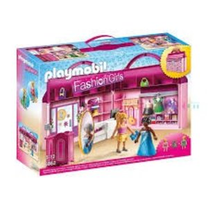 Playmobil Speelboxen Meeneem Fashionshop 6862