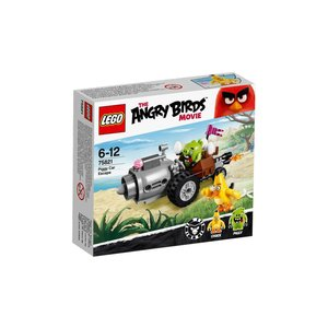 Lego Angry Birds Escape from the Pig Car 75821