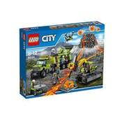 Lego Lego City Vulkaan Onderzoekbasis 60124