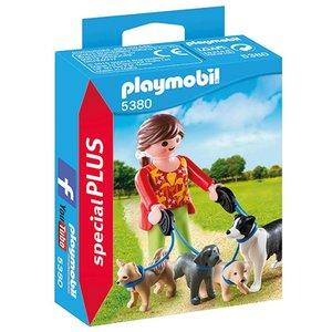 Playmobil Special Plus Honden Oppas 5380