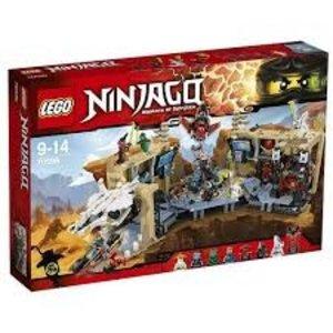 Lego Ninjago Samurai X Grottenchaos 70596