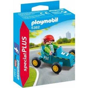 Playmobil Special Plus Jongen met Kart 5382