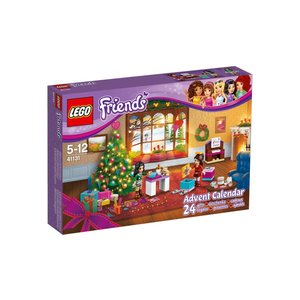 Lego Friends Adventskalender 2016 41131