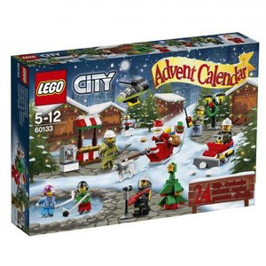 Lego City Adventskalender 2016 60133