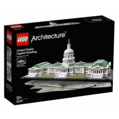 Lego Lego Architecture US Capitol Building 21030