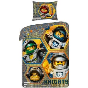 Lego Dekbedovertrek Nexo Knights 2 700159