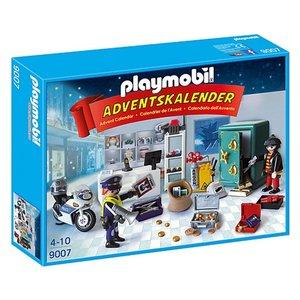 Playmobil Kerst Adventkalender Op Heterdaad Betrapt 9007