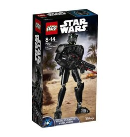 75121 Lego Imperial Death Trooper