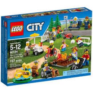 Lego City  Plezier in het Park Personenset 60134
