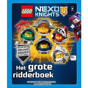 Lego Nexo Knights - Het Grote Ridderboek 70322