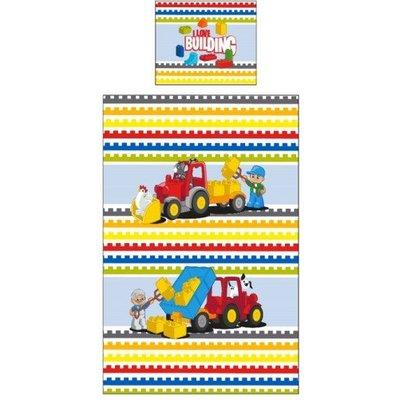 Lego Duplo Lego Duplo Dekbedovertrek Blocks 700161