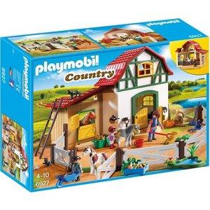 Playmobil Country Ponypark 6927