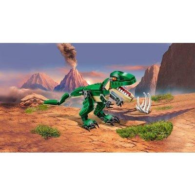 lego creator machtige dinosaurussen