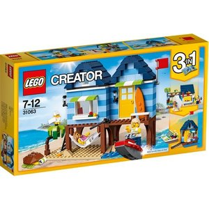 Lego Creator Strandvakantie 31063