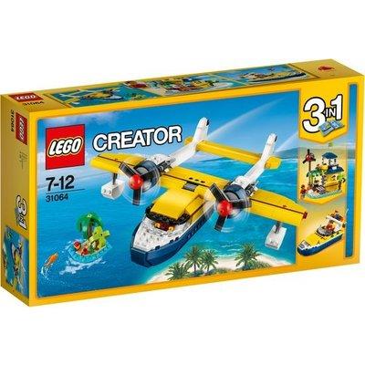 Lego Lego Creator Eilandavonturen 31064