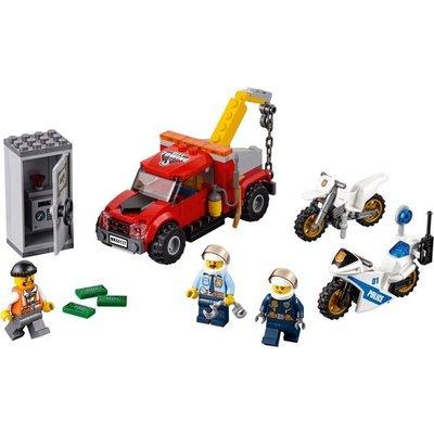 Lego Lego City Sleeptruck Probleem 60137