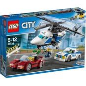 Lego Lego City Snelle Achtervolging 60138