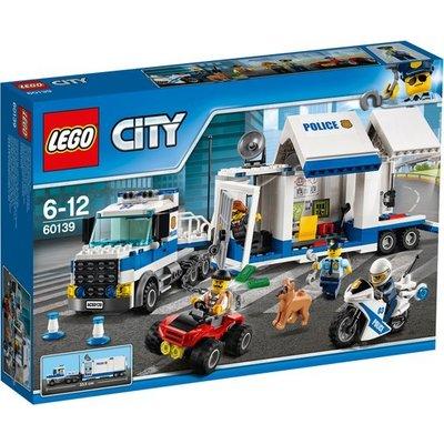 Lego Lego City Mobiele Commandocentrale 60139