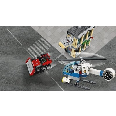 Lego Lego City Bulldozer Inbraak 60140