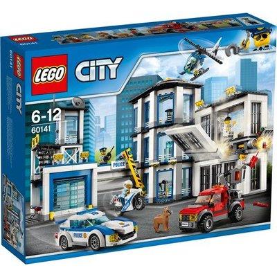 Lego Lego City Politiebureau 60141