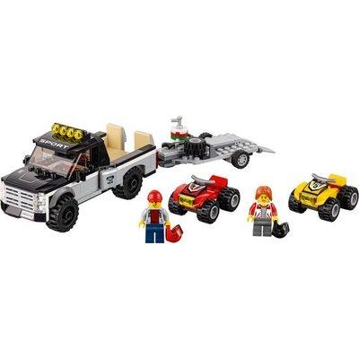 Lego Lego City ATV Raceteam 60148