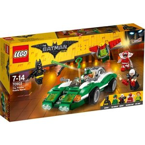 Lego Batman the Movie The Riddler Raadsel Achtervolging 70903