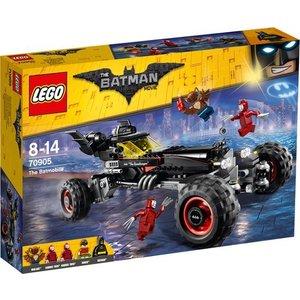 Lego Batman the Movie De Batmobile 70905