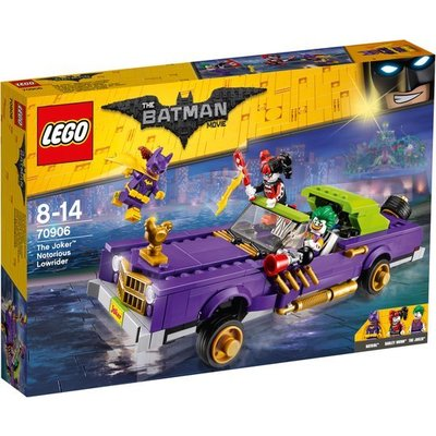 Lego Lego Batman the Movie De Joker Duistere Low Rider 70906