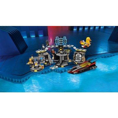 Lego Lego Batman the Movie Batcave Inbraak 70909