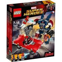 Lego Super Heroes Iron Man Detroit Strijd 76077