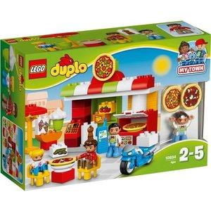 Lego Duplo Stad Pizzaria 10834