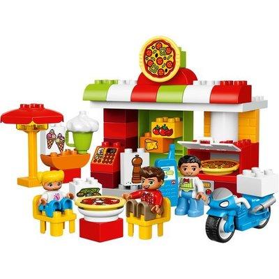 Lego Duplo Lego Duplo Stad Pizzaria 10834