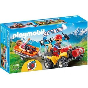 Playmobil Action Reddingsquad met Draagberrie 9130