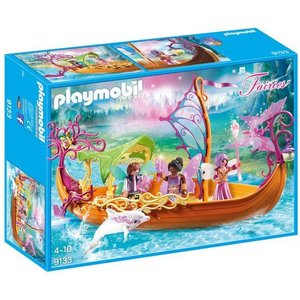 Playmobil Fairies Magische Feeënboot 9133