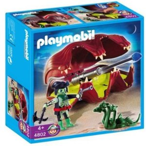 Playmobil Pirates Kannonenschelp 4802