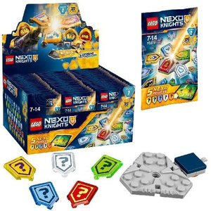 Lego Nexo Knights Krachten Combinatieset Wave 1 70372