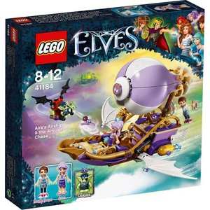 Lego Elves Airia's Luchtschip en de Amuletachtervolging 41184
