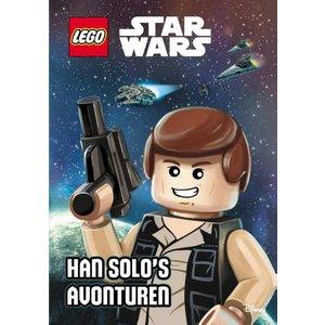 Lego Star Wars Han Solo's Avonturen Boek 700328
