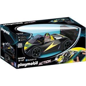 Playmobil Action Super Sports Racer RC 9089