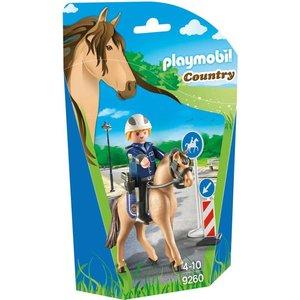 Playmobil Country Bereden Politie 9260