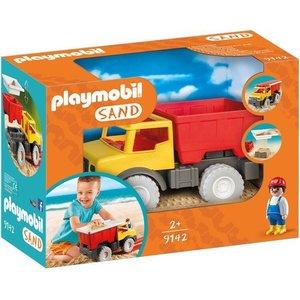 Playmobil Sand Kiepwagen met Emmer 9142