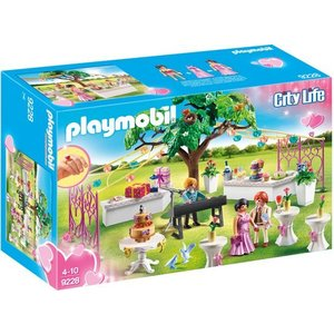 Playmobil City Life Bruiloftsfeest 9228