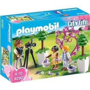 Playmobil City Life Fotograaf met Bruidskinderen 9230