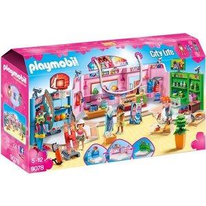 Playmobil City Life Winkelgalerij 9078