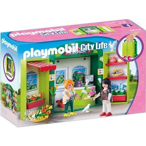 Playmobil City Life Speelbox Bloemenwinkel 5639